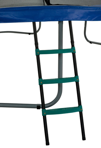 Upper Bounce 3 step ladder green