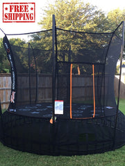 Large Vuly Thunder Trampoline with Enclosure