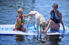 Image of Rave Sports Water Whoosh 15' Activity Mat Grey or White