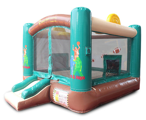Island Hopper Commercial Bounce House