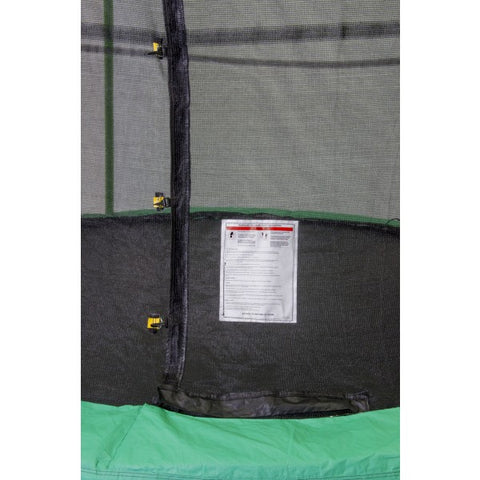 10 ft JumpKing Trampoline And Enclosure netting
