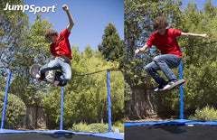 catch air with jumpsport bounce board