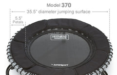 Model 370 Mini Fitness Trampoline By JumpSport