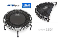 Folding Mini Fitness Trampoline Jump Sport 350