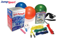 JumpSport Trampoline Game and Party Pack