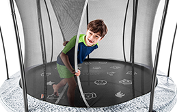 Vuly Lift Pro Next Generation Trampoline -Previously The Vuly 2 Enclosure