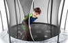 Image of Vuly Lift Pro Next Generation Trampoline -Previously The Vuly 2 Enclosure