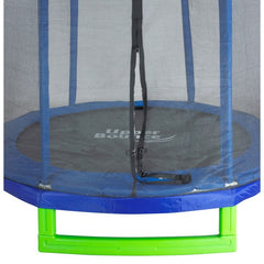 Upper Bounce 7Ft Indoor/Outdoor Classic Trampoline & Enclosure Set UBSF01-7