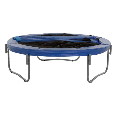 7.5ft trampoline with enclosure uninstalled