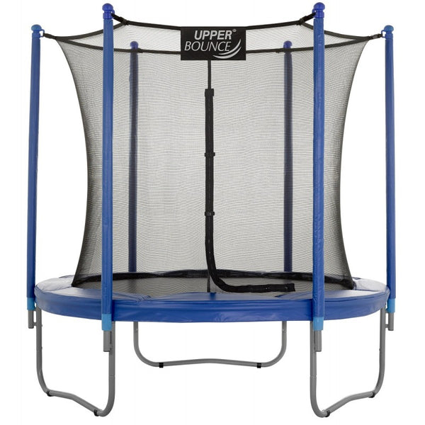 7.5ft trampoline with enclosure Upper Bounce