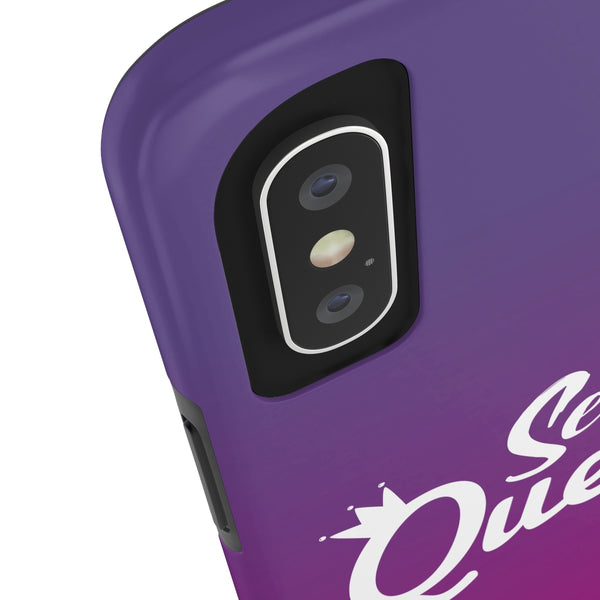 Selfie Queen - Case Mate Tough Phone Cases