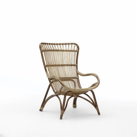 Coastal Rattan Chair
