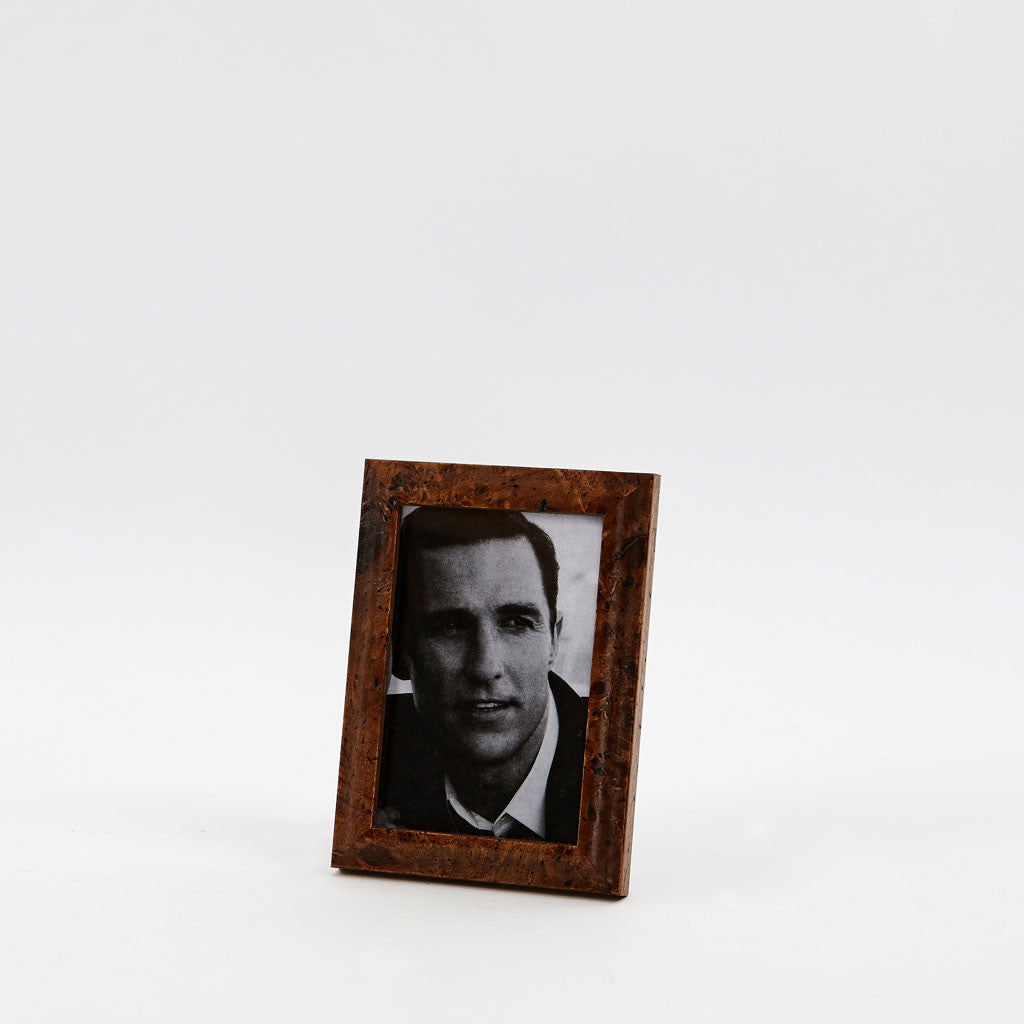 Polo Walnut Burl Picture Frame-2