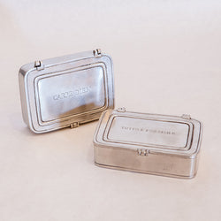 Pewter Boxes