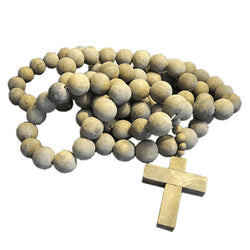 Cross Prayer Beads