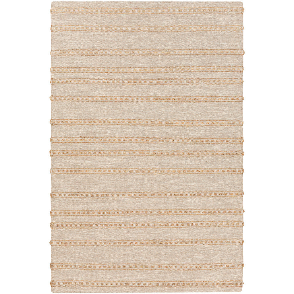 "Natural Stripe Rug 8'-0"" X 11'-0"""