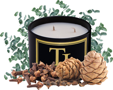 Chalet - Tobi Tobin | Luxury Candles, Chocolates and Fragrances | Los Angeles