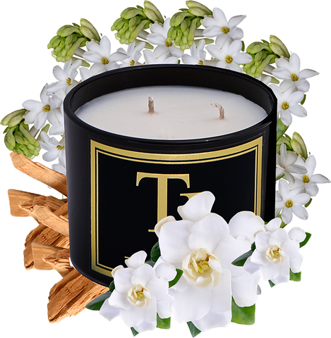 Georgian - Tobi Tobin | Luxury Candles, Chocolates and Fragrances | Los Angeles