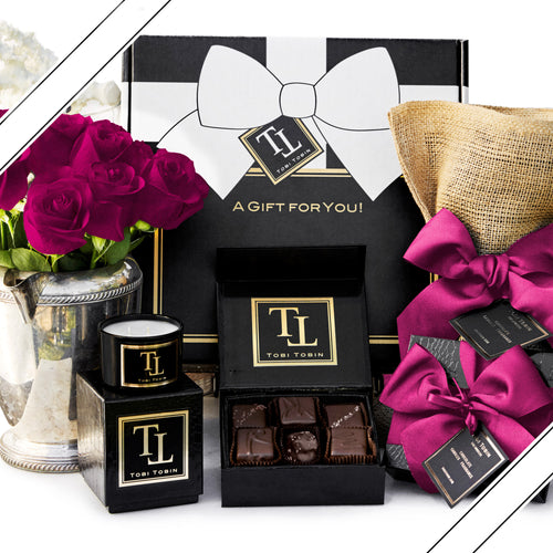 No. 1 Essential Comfort Box - Tobi Tobin | Luxury Candles, Chocolates and Fragrances | Los Angeles