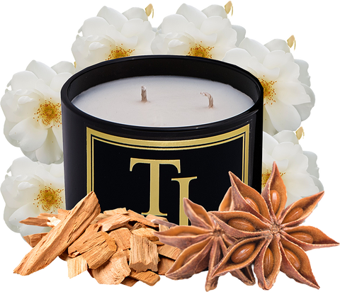 Palapa - Tobi Tobin | Luxury Candles, Chocolates and Fragrances | Los Angeles