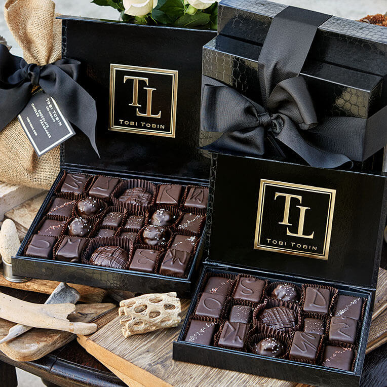 SUPERIOR BOX CHOCOLATE - Tobi Tobin | Luxury Candles, Chocolates and Fragrances | Los Angeles