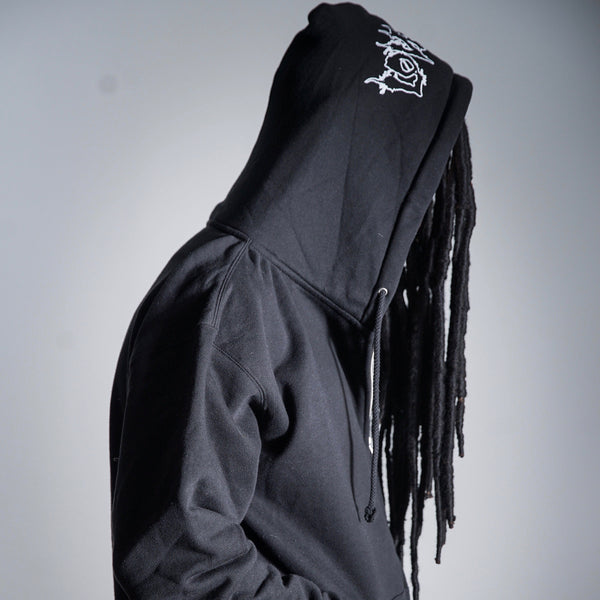 DEATH GROUND ZIP HOODIE (UNISEX)