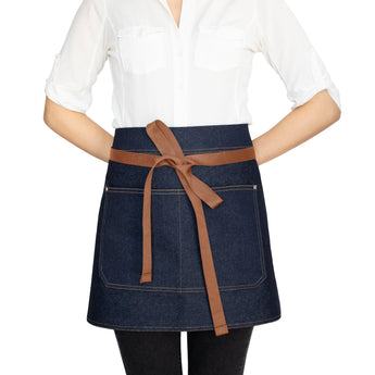 Denim Bistro Apron (15