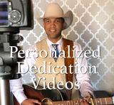 Dedicate a Song on Video sung by Coffey in HD!