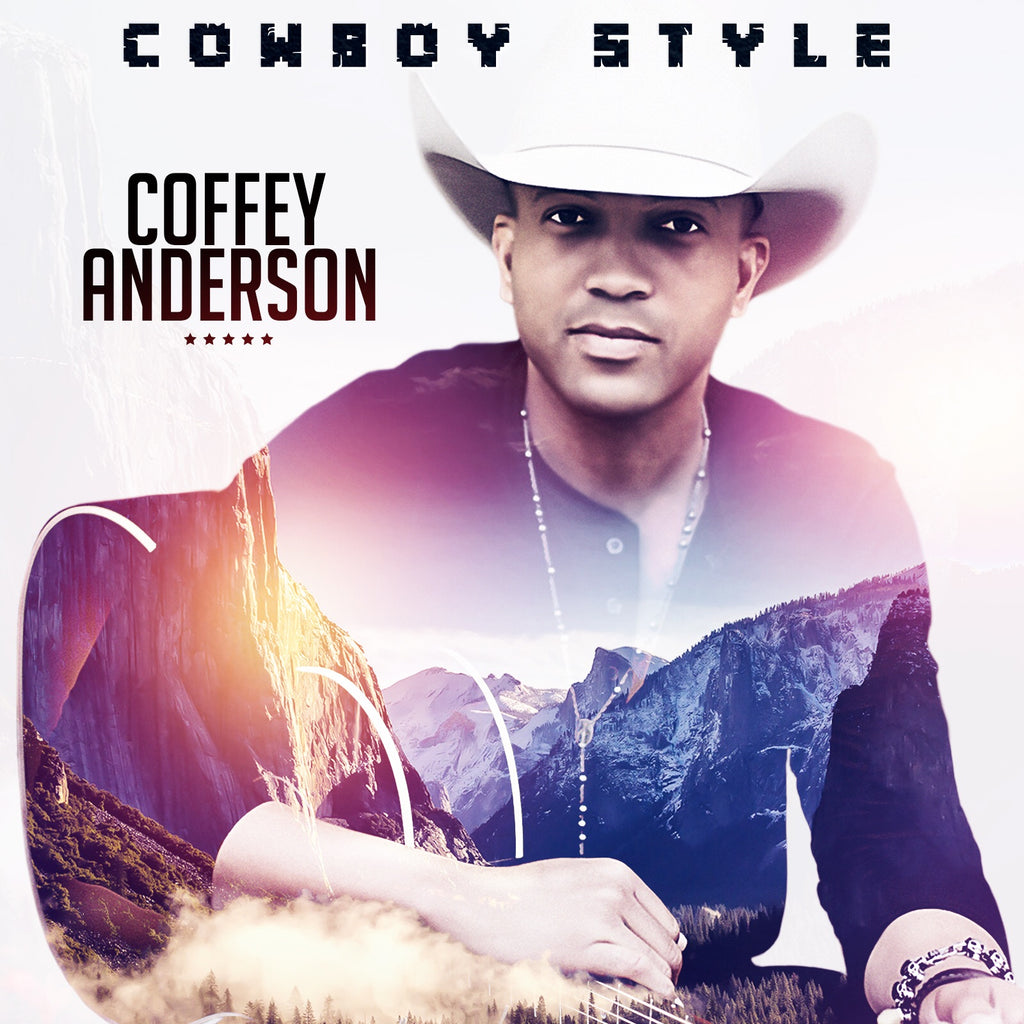 Cowboy Style - CD or Digital Download