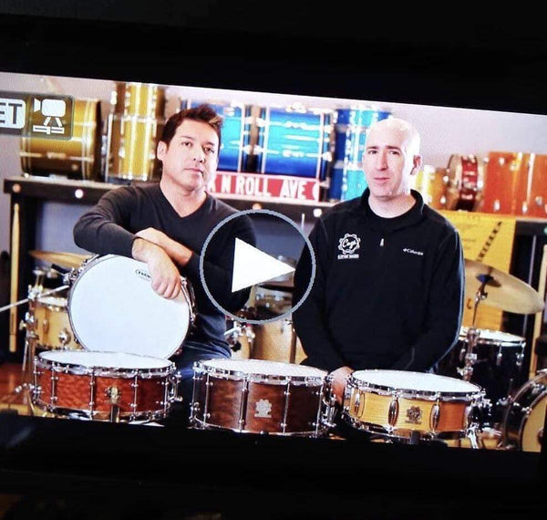 Hanging with Moreno Drum Rentals - Las Vegas