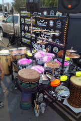 cogsdrums at first friday las vegas