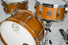 Cogs Vintage Maple Drum Set - Cogs Custom Drums