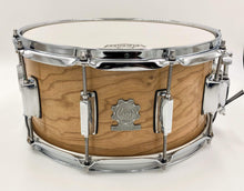 Cogs Pro Series Cherry Snare Drum - Cogs Custom Drums LLC