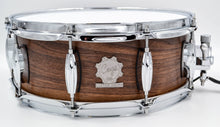 Cogs SuperSix™ Walnut Snare - 14 x 5.5 - Cogs Custom Drums LLC