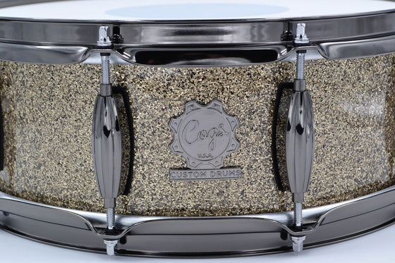 Sand Maple Snare - 14 x 5 - Cogs Custom Drums