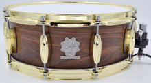 Walnut Snare - 14 x 5.5 - Cogs Custom Drums LLC