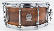 Walnut Snare - 14 X 6.5 - Cogs Custom Drums LLC