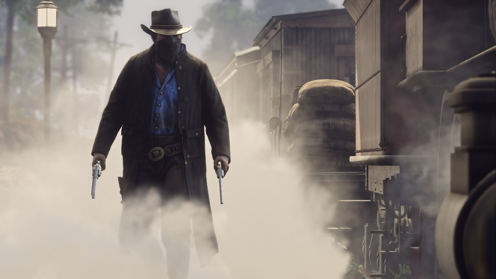 Red Dead Redemption 2 Review PS4