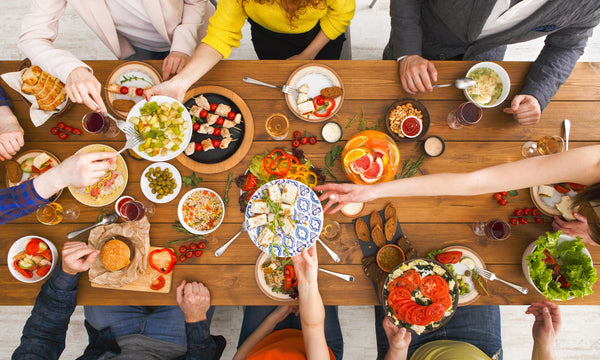 8 Tips for Hosting a Stress-Free Dinner Party