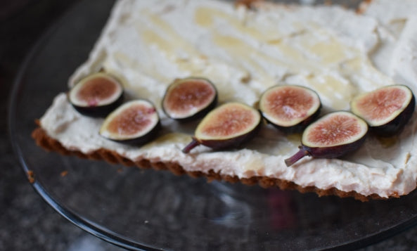 Fig & Mascarpone Tart