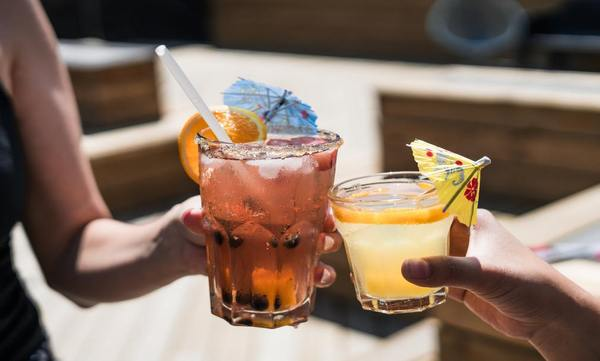 4 Unexpectedly Delightful Summer Drink Pairings