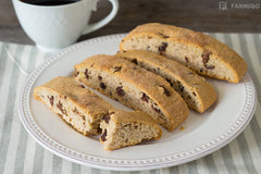 soft-baked biscotti