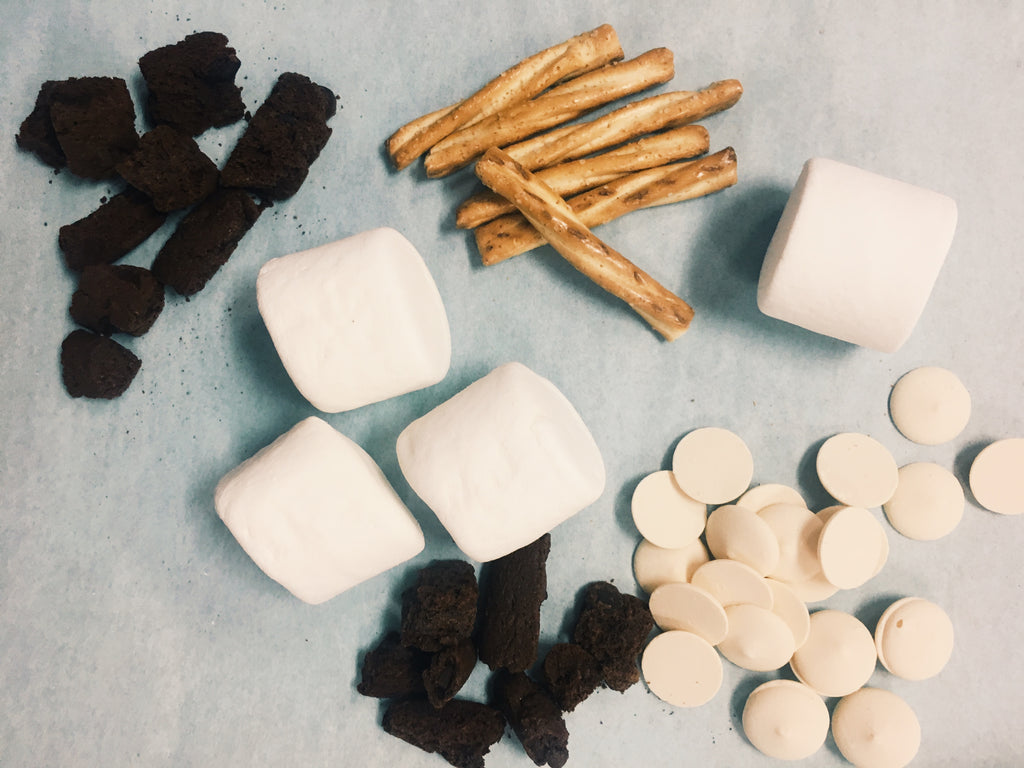 Chocolate Marshmallow Pops Recipe
