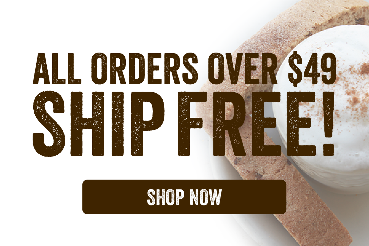 orders over $49 ship for free marlos bakeshop