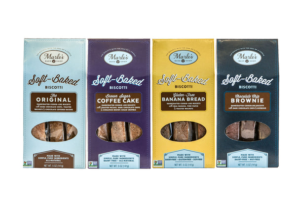 SOFT-BAKED BISCOTTI VARIETY PACK
