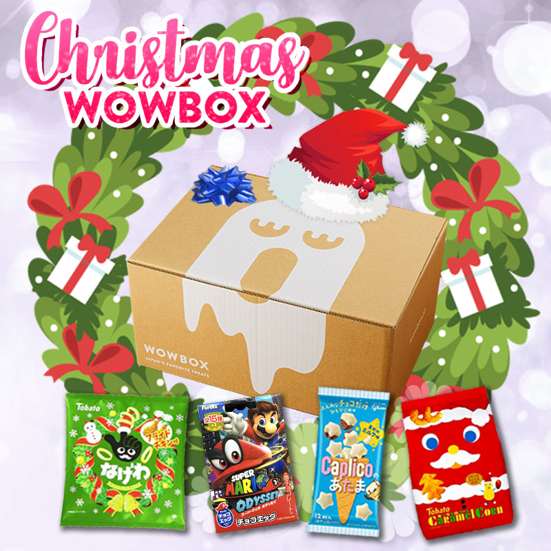 'Christmas WOWBOX' Brings You Holiday Treats!