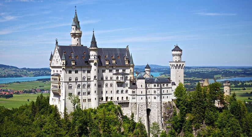 Real life castles that make you believe fairy tales do come true