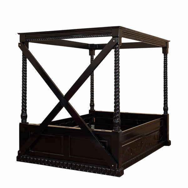Dark Desires Chained Bed - Available in all sizes