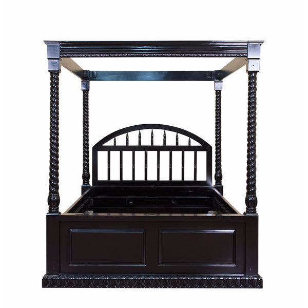 Dark Desires Shackled Bed