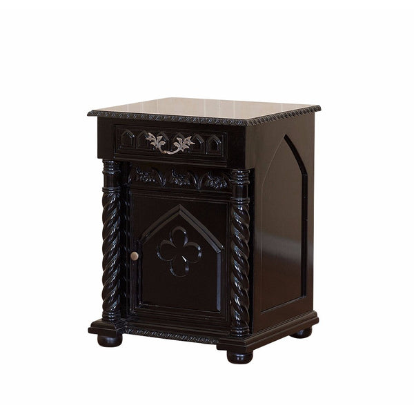 Raised by Bats Cathedral Bedside Table  Set